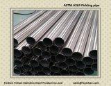 Tubo de conserva en vinagre del acero inoxidable de ASTM A269