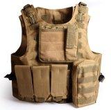 Tactical Safety Cómodo chaleco militar ajustable