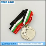 Chine Fabricant 3D Custom Engraving Metal Medal Challenge Coin Souvenir