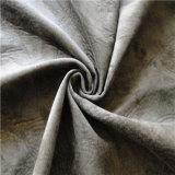 Ткань замши полиэфира