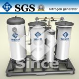 高い純度窒素の浄化装置
