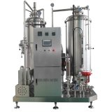 Terminar la máquina de rellenar carbonatada botella plástica de la bebida