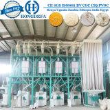 Fabrication de la machine de meulage de rectifieuse d'usine de la farine de repas de maïs de HDF