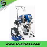 Professionelle luftlose Spray-Wand-Farbanstrich-Maschine für Haus-Farbanstrich St-495PC