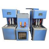 Máquina de sopro de garrafa de água mineral semi automática 5L