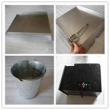 Ce одобрил горячую продавая решетку BBQ угля с крышкой нержавеющей стали (SHJ-BBQ001S)