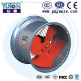 Ventilador axial del tubo de Yuton