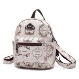 Le beau produit de beauté de filles met en sac sac à dos d'unité centrale de tirette imperméable à l'eau le mini (KL376)