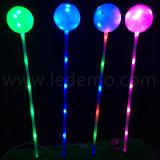 indicatore luminoso di notte della sfera del collegare di rame di lunghezza LED di 65cm per la decorazione di natale