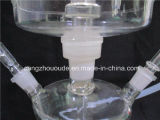 De in het groot Hand Geblazen Waterpijp van het Glas