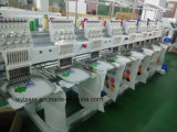Machine industrielle de broderie de têtes de la vitesse 8 d'utilisation de Wonyo