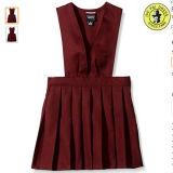 国際的な高等学校の女の子の学校の服の学生服