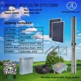 4inch pompa solare centrifuga, pompa buona profonda, pompa sommergibile