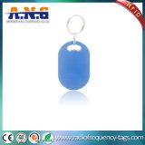 アクセス制御のための125kHz ABS RFID Lf Keyfob Tk4100