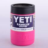 Цветастым чашка изолированная вакуумом нержавеющей стали Yeti Rambler Tumbler охладителя Yeti 12oz 20oz 30oz