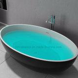 Bañera libre de piedra de Aritificial del precio barato de la alta calidad (PB1056N)