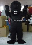 Scary Zombies Black Cartoon Halloween Plush Costume Traje Cosplay Acg