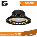 Van de LEIDENE van het UFO van de Legering van het aluminium 120W Lichte Huisvesting de Hoge Lamp van de Baai