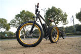 最も普及した26 '販売のための48V 1000Wの練習山の脂肪質のタイヤの電気バイク