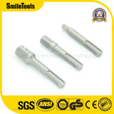 Extensão Hex Rod da conversão do martelo elétrico do adaptador do converso da pata do SDS