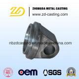 Kundenspezifisches Sand-Gussteil für hohen Mangan-Stahl-Verbinder in China