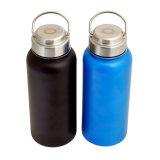 Het vacuüm Geïsoleerde Pak van Combo van de Flessen van het Water van het Roestvrij staal