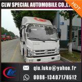 Openlucht Mobiele LEIDEN van de Vrachtwagen van de Aanhangwagen van het Voertuig Teken die LEIDENE Bewegende Vrachtwagen voor Commercieel adverteren