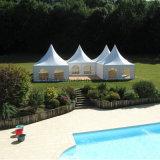 RAHMEN-Pagode-Zelt des Europäer-6X6m Outodor Aluminiummit dem Fußboden für Wedding mit Belüftung-Dach