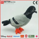 Brinquedo realístico da pomba do luxuoso do animal enchido de ASTM