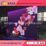 P4.81mm Affichage LED à LED, High Refresh, Indoor Rental Stage Show
