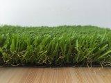 Het kunstmatige Synthetische Gras van het Gazon voor Landschap