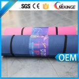 Couvre-tapis antidérapage de yoga de forme physique de Fermé-Cellule