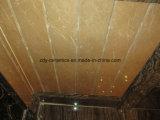 Mattonelle di pavimento piene naturali del marmo del corpo del materiale da costruzione