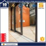 Portello di alluminio di lusso della trasparenza e dell'elevatore con hardware incluso