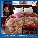 L'oca pura del cotone giù mette le piume al Duvet/trapunta/Comforter per l'hotel domestico