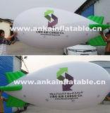 Piccolo dirigibile gonfiabile su ordine dell'elio del grado superiore