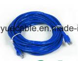 Cordón de conexión UTP CAT6 RJ45 Azul