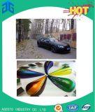 AG Échantillon gratuit peinture bleue peinture peinture à l'huile métallique automobile