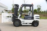 China Vmax 3ton Forklift com fixação de papel Roll Clamp