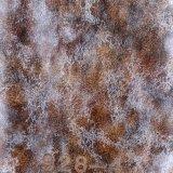 Couro de imitação do plutônio da cera do petróleo do sofá para a mobília (928#)