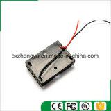 support de la batterie 3AAA avec fils de fil rouges/noirs