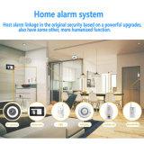 Система безопасности дома дверного звонока телефона двери беспроволочной внутренной связи WiFi видео-