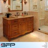 Vanidad clásica de madera sólida de Americal mejor con diseño simple
