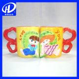 11oz de promotie Lege Mokken van de Koffie van de Druk van de Sublimatie, Ceramische Mok