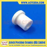 높은 정밀도 Al2O3/Alumina 세라믹 부시 또는 소매 또는 강선 또는 관 제조