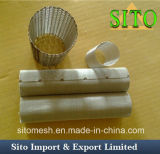 Tamis de treillis métallique d'acier inoxydable/filtre de cartouche
