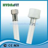 Manguito trenzado del PVC para suramericano (HY6243)