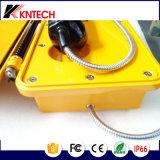 Telefono Emergency Knsp-03 Kntech della linea diretta SOS del telefono del microtelefono