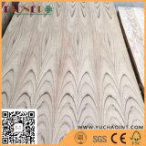 4*8FT schwarze Walnuss-Fantasie-Furnierholz für Verkauf mit Möbeln