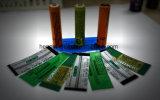 Étiquette de rétrécissement de PVC pour la batterie et la boisson